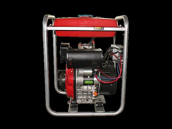 YH2000-汽油-24V车载增程器